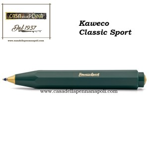 classic sport Green KAWECO - penna stilografica/roller/sfera/portamine/matita