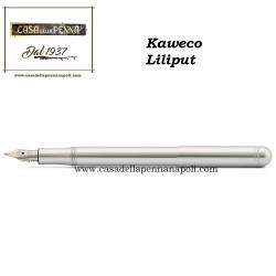 KAWECO Liliput Silver - penna stilografica/sfera