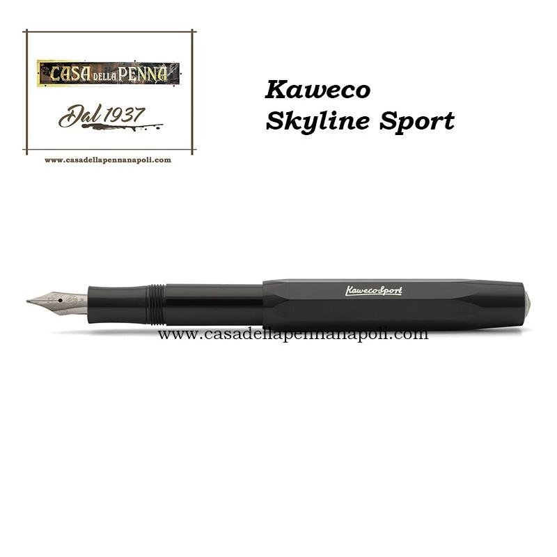 KAWECO Skyline sport Nero - penna stilografica/roller/sfera/portamine/matita