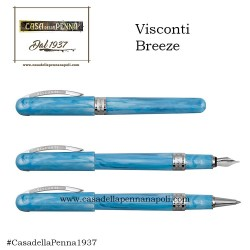 Visconti Breeze Blueberry - penna stilografica/penna roller Novità