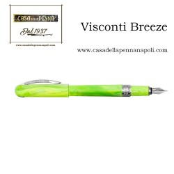 Visconti Breeze Lime - penna stilografica/penna roller Novità
