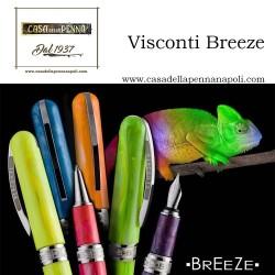 Visconti Breeze Lime - penna stilografica/penna roller Novità