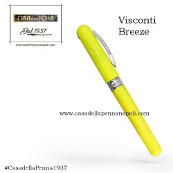 Visconti Breeze Lemon - penna stilografica/penna roller Novità