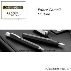 Faber-Castell Ondoro Nero - penna stilografica/roller/sfera in OFFERTA!