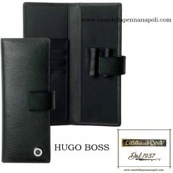 HUGO BOSS astuccio portapenne e porta carte