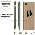 Montegrappa Parola Slim-Nero Pastello- penna sfera/roller/stilografica
