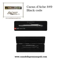 Caran d'Ache 849 Black Code...
