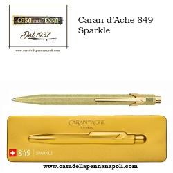 Caran d'Ache 849 Sparkle...