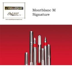 Montblanc M Red Signature -...