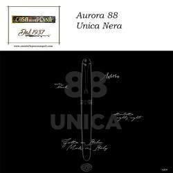 Aurora 88 Unica Nera -...