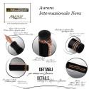 Visconti Pentagon Black - penna stilografica/penna roller
