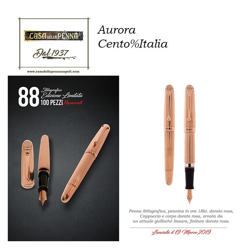 Visconti Breeze Mandarin  - penna stilografica/penna roller Novità