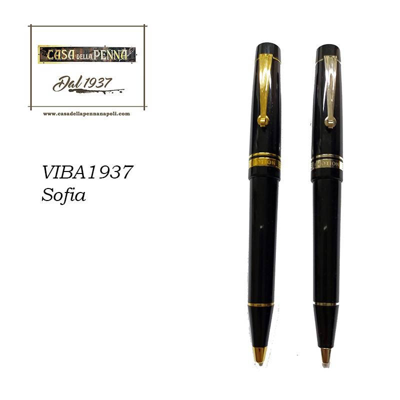 VIBA1937 Costa Azzurra - penna roller o stilografica