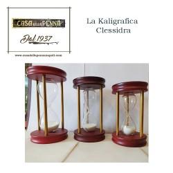 La Kaligrafica Clessidra...