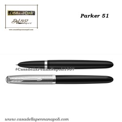 nuova Parker 51 Black CT  -...