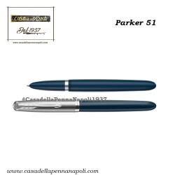 nuova Parker 51 Blue CT...