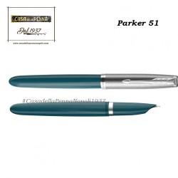 nuova Parker 51 Teal CT...