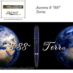 "Aurora 8 ""88"" Terra - penna..."