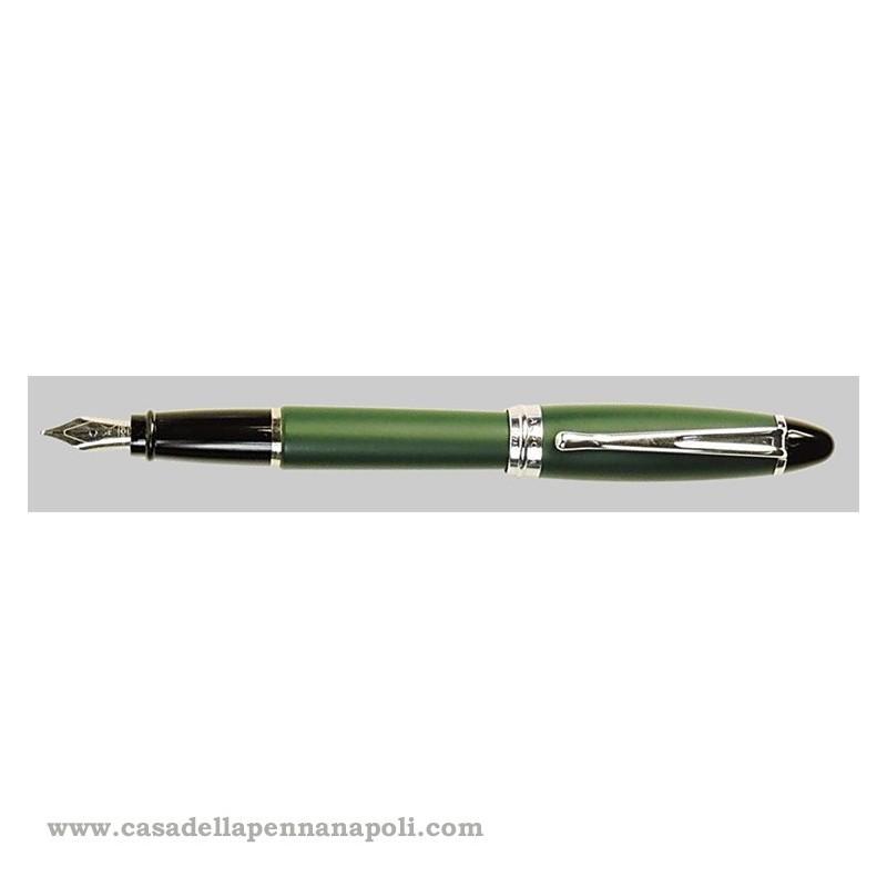 AURORA Ipsilon Matt - stilografica verde