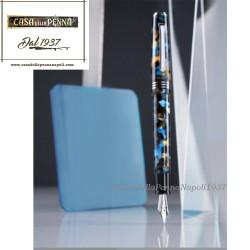 Tibaldi N°60 - blu samarkand