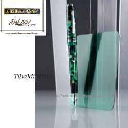 Tibaldi N°60 - verde smeraldo