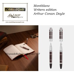 Montblanc to Sir Arthur...