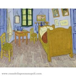 Room in Arles Van Gogh - penna VISCONTI