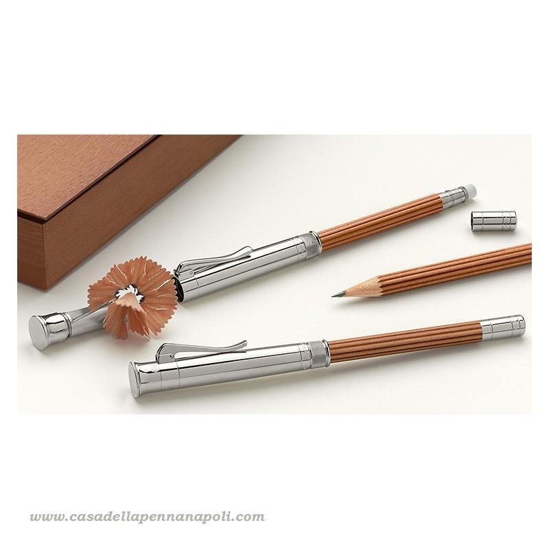 Matita Perfetta Faber Castell + Allungalapis in argento massiccio
