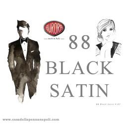 AURORA 88 Black Satin