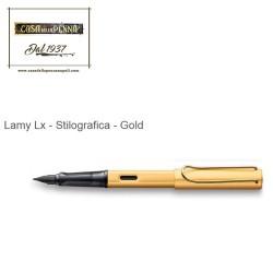 Lamy Safari Lx 50°Anniversario - Gold