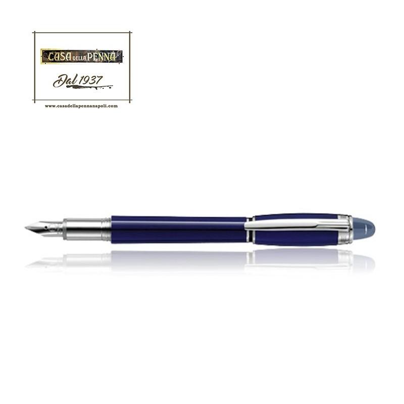 Starwalker Cool Blue - penna stilografica Montblanc