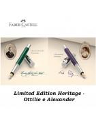 penne Ottilie e Alexander - Limited Edition Heritage -