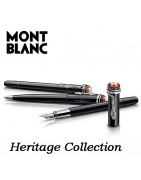penna montblanc heritage collection