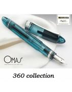 penne omas collezione 360 tranigolare