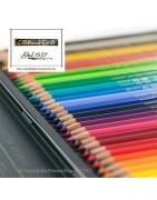 Faber-Castell Polychromos pastels - Casa della Penna Napoli 1937