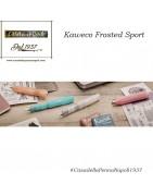 Kaweco Frosted Sport penne - Casa della Penna Napoli 1937