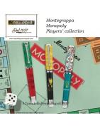 Montegrappa Monopoly pen collection - Shop Casa della Penna Napoli 1937