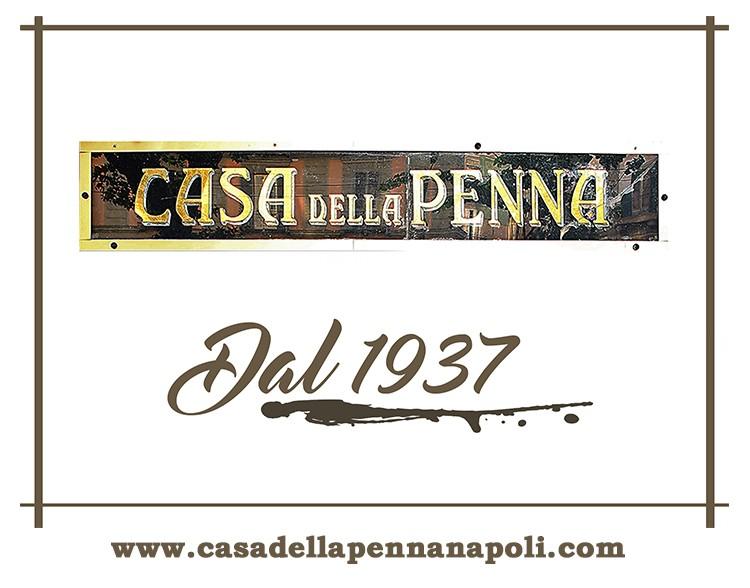 Casa della Penna Napoli dal 1937